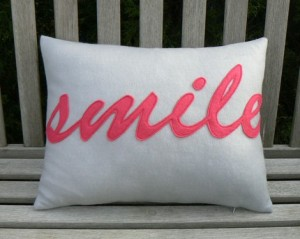 Smile Cushion