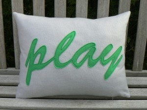 Play Cushion