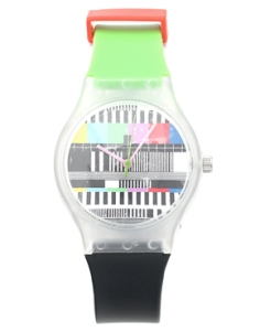 Test Card Watch