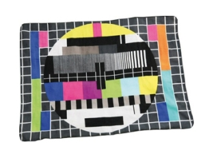 Test Card Blanket