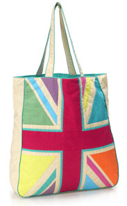 Union Jack Shopper