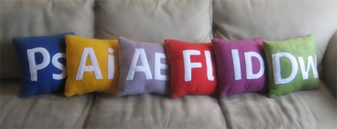 Creative Suite Pillows