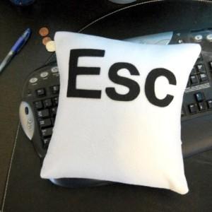 Esc Cushion
