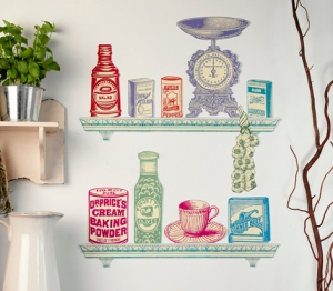 Kitchen Wallsticker