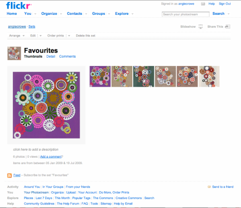 My Flickr Page