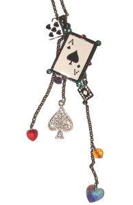 VEgas Charm Necklace