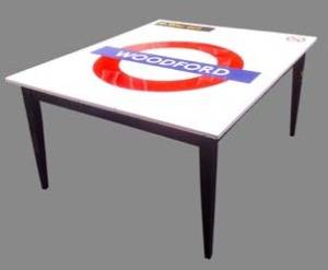 Tube Table