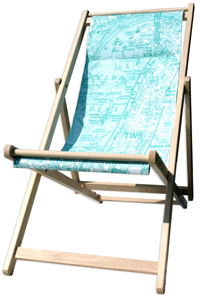 A to Z Deckchair
