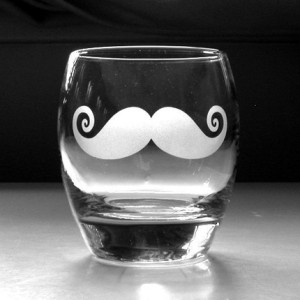 Moustache Rocks Glasses