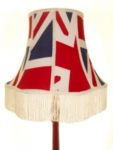 Union Jack Lampshade