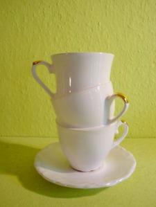 My Cup of Tea Vase